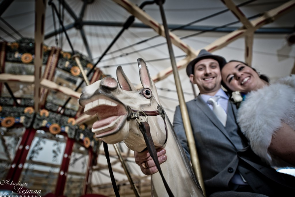 Hold your horses is a wedding day at Melbourne ZOO
