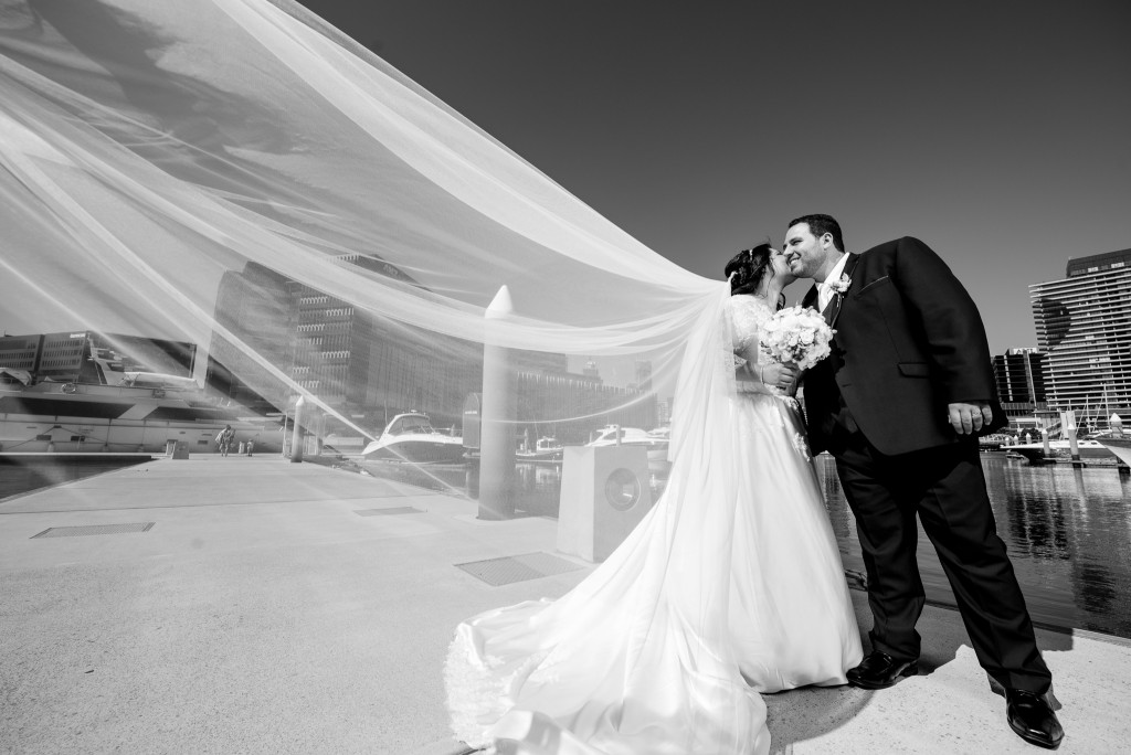 Just Married - Wedding Photography Melbourne